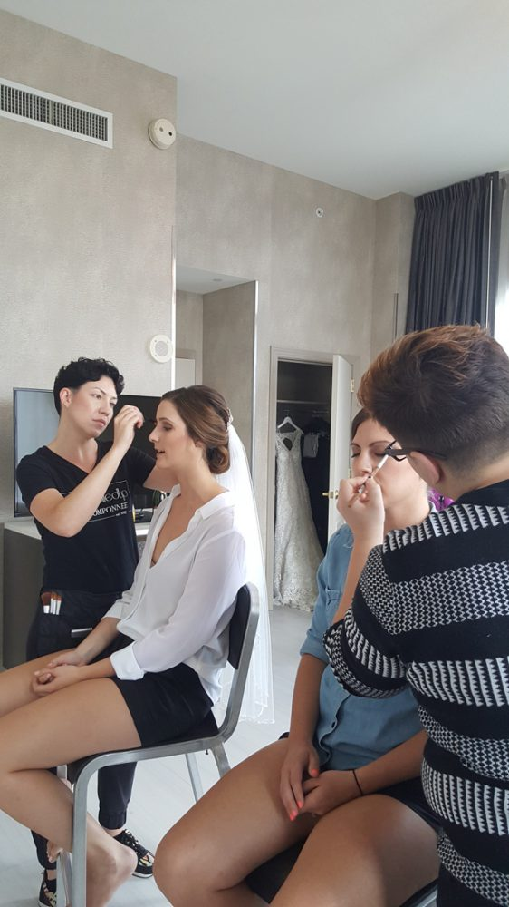 Pittsburgh Wedding Vendors: Behind the Scenes with La Pomponnee Beauty Artisans