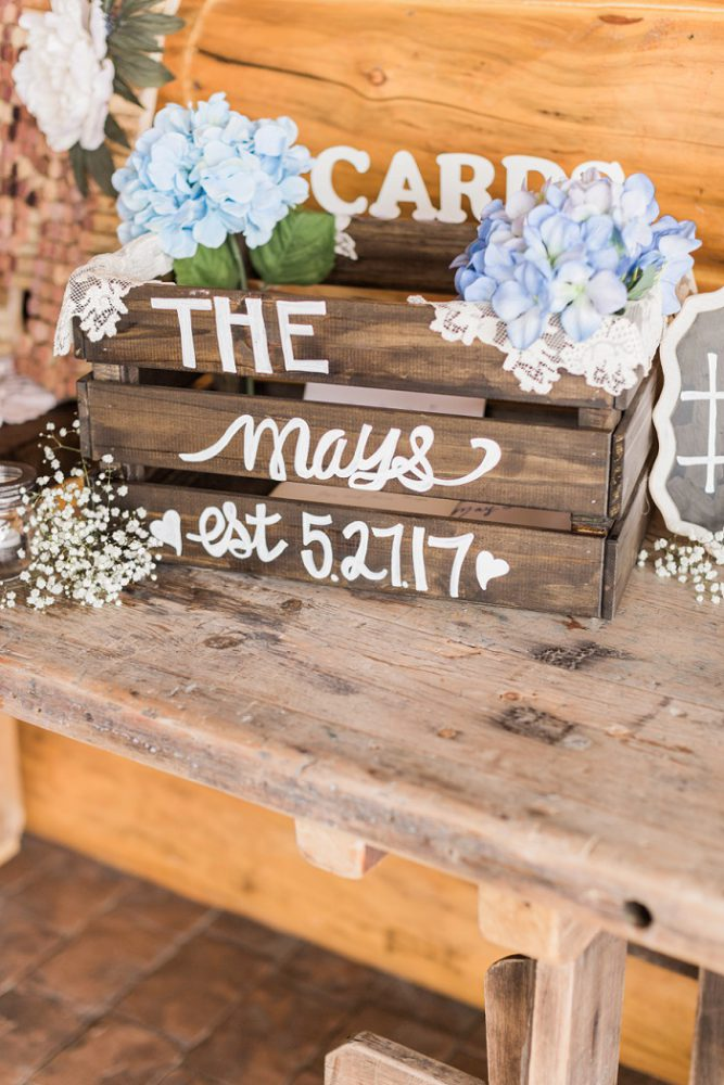Charming Shades of Blue Wedding at the Gathering Place from Megan Lee Photography featured on Burgh Brides