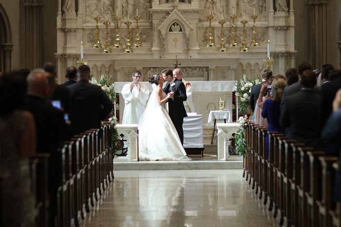 European Inspired Wedding from Araujo Photography featured on Burgh Brides