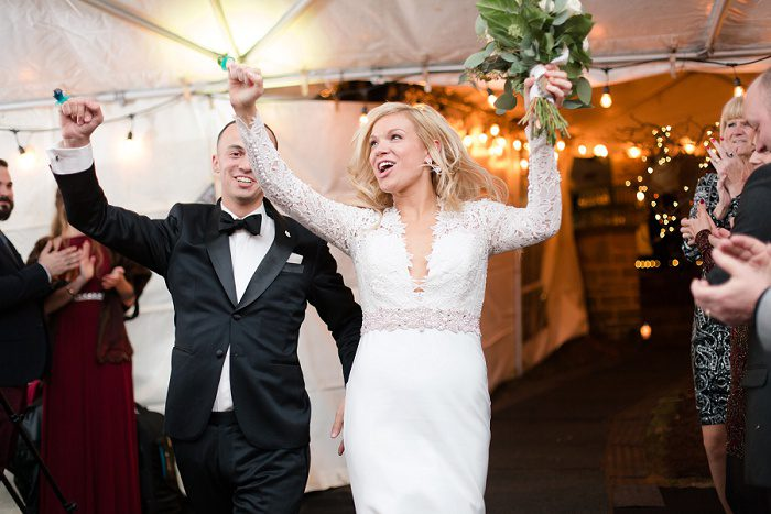 New Years Eve Wedding by Jackson Signature Photography featured on Burgh Brides