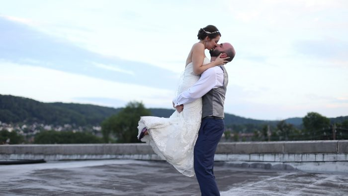 Pittsburgh Wedding Vendors: Behind the Scenes with Traveling Heart Productions