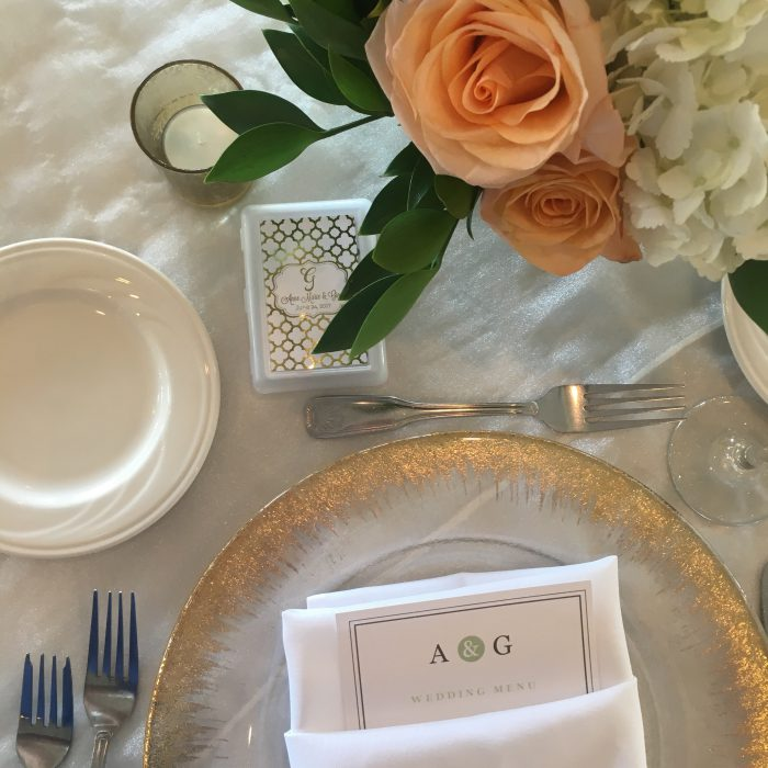 Pittsburgh Wedding Vendors: Behind the Scenes with Sapphire & Lace Design