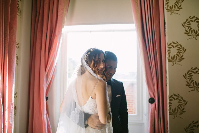 Pretty Woodsy Wedding with a Boho Vibe from For Rue Photography featured on Burgh Brides