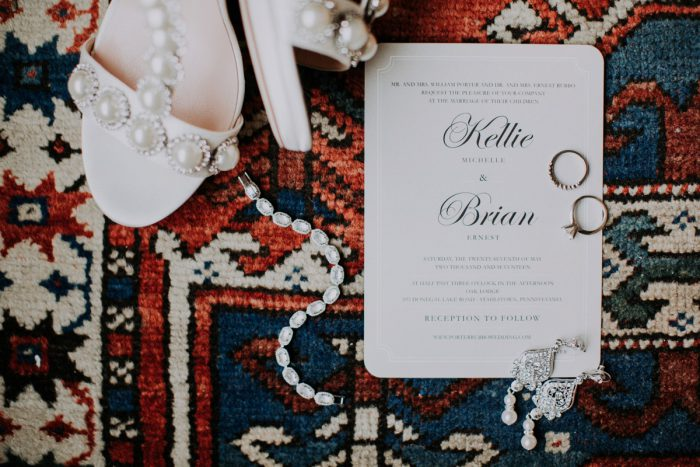 Indie Bridal Accessories: Charming Rustic Wedding at Oak Lodge from All Heart Photo & Video featured on Burgh Brides