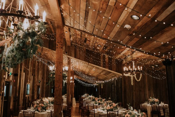 Woodsy Wedding Ideas: Charming Rustic Wedding at Oak Lodge from All Heart Photo & Video featured on Burgh Brides