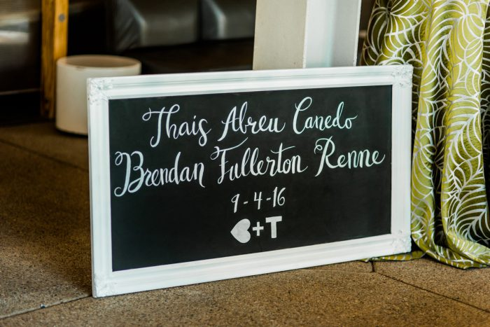 Wedding Signs: Fun Whimsical Wedding from Sky's the Limit Photography featured on Burgh Brides