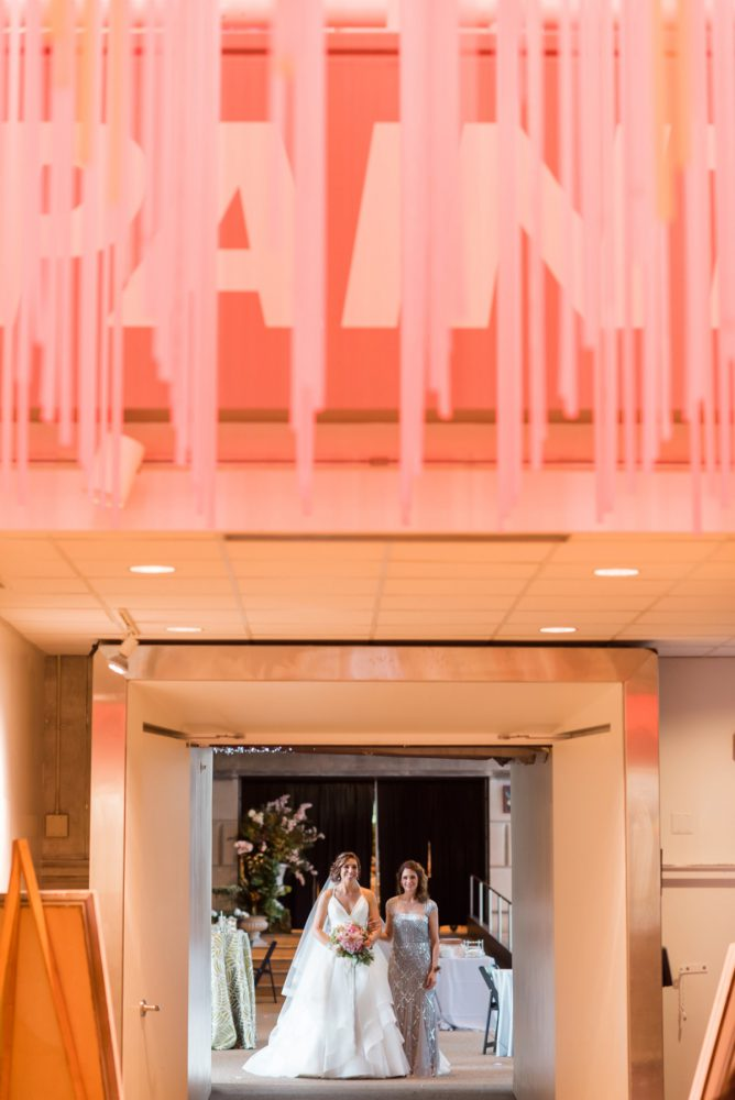 Fun Whimsical Wedding from Sky's the Limit Photography featured on Burgh Brides