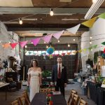 Whimsical Wedding Photos: Low Key Wedding with a Super Cool Vibe from Whitling Photography featured on Burgh Brides