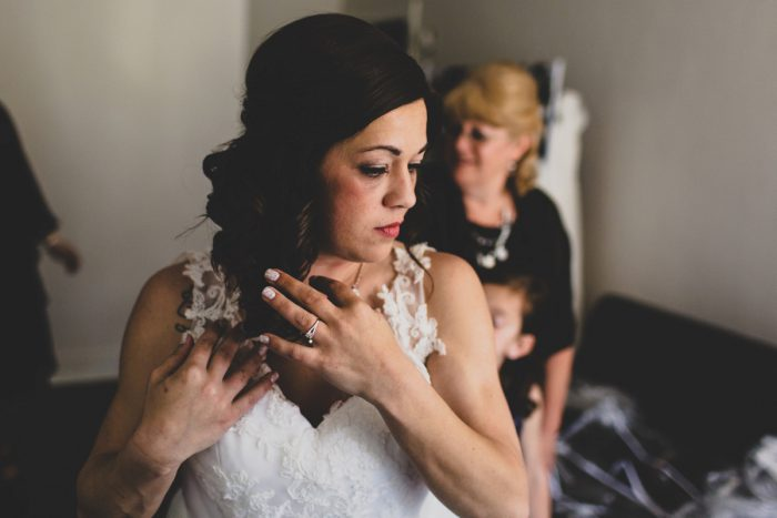 Bridal Hair: A Schenley Plaza Wedding: ReVeal Pittsburgh by Ryan Zarichnak Photography featured on Burgh Brides