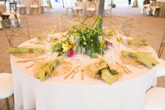 Boho Wedding Tablescape: A Schenley Plaza Wedding: ReVeal Pittsburgh by Weddings by Alisa featured on Burgh Brides
