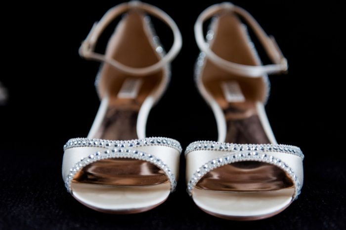 Ivory Wedding Shoes: Soft Romantic Wedding at the Renaissance from Leeann Marie, Wedding Photographers featured on Burgh Brides