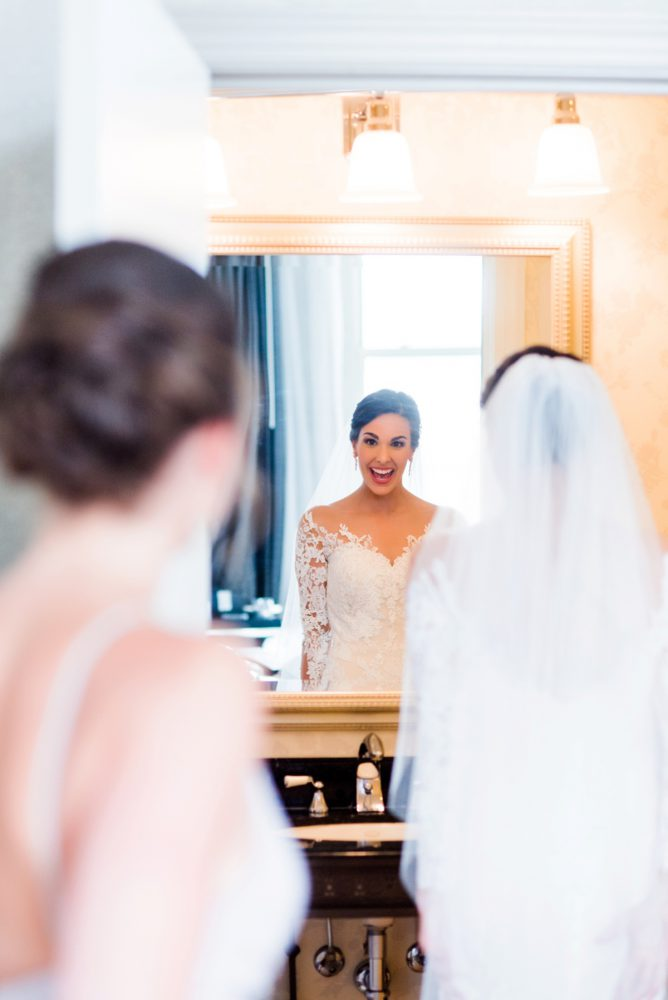 Soft Romantic Wedding at the Renaissance from Leeann Marie, Wedding Photographers featured on Burgh Brides