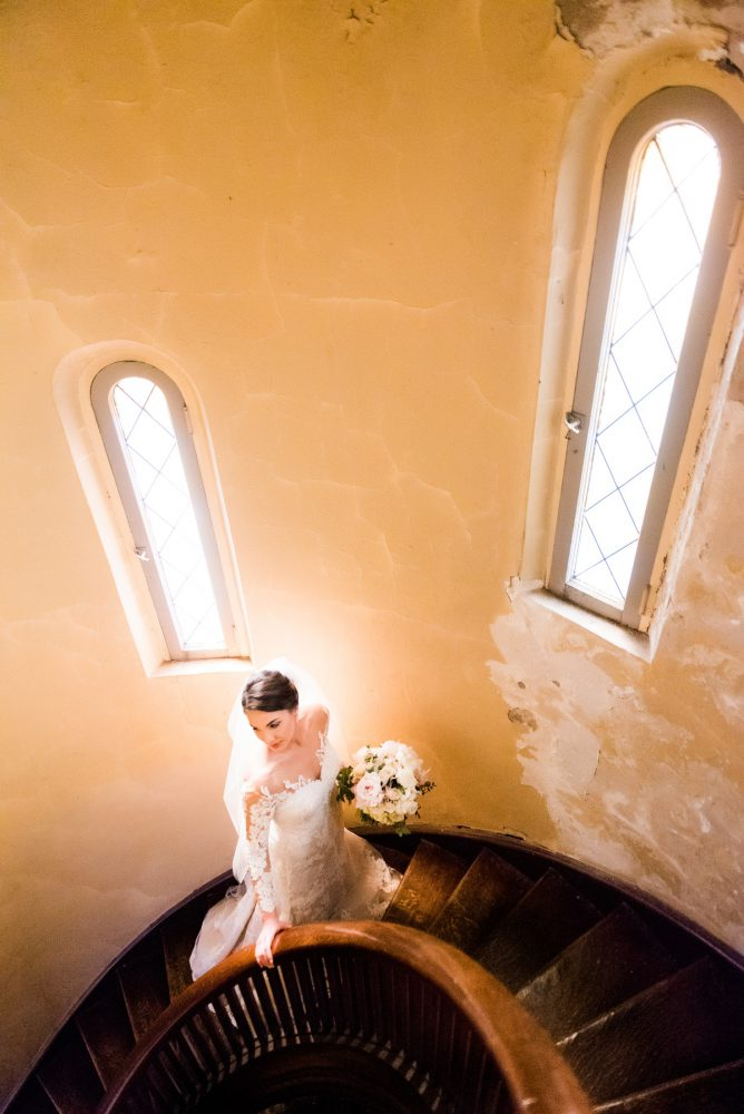 Bridal Portraits: Soft Romantic Wedding at the Renaissance from Leeann Marie, Wedding Photographers featured on Burgh Brides