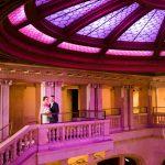 Wedding Lighting Ideas: Soft Romantic Wedding at the Renaissance from Leeann Marie, Wedding Photographers featured on Burgh Brides