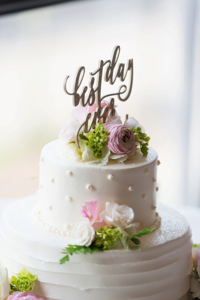 Wedding Cake Topper: Soft Romantic Wedding at the Renaissance from Leeann Marie, Wedding Photographers featured on Burgh Brides