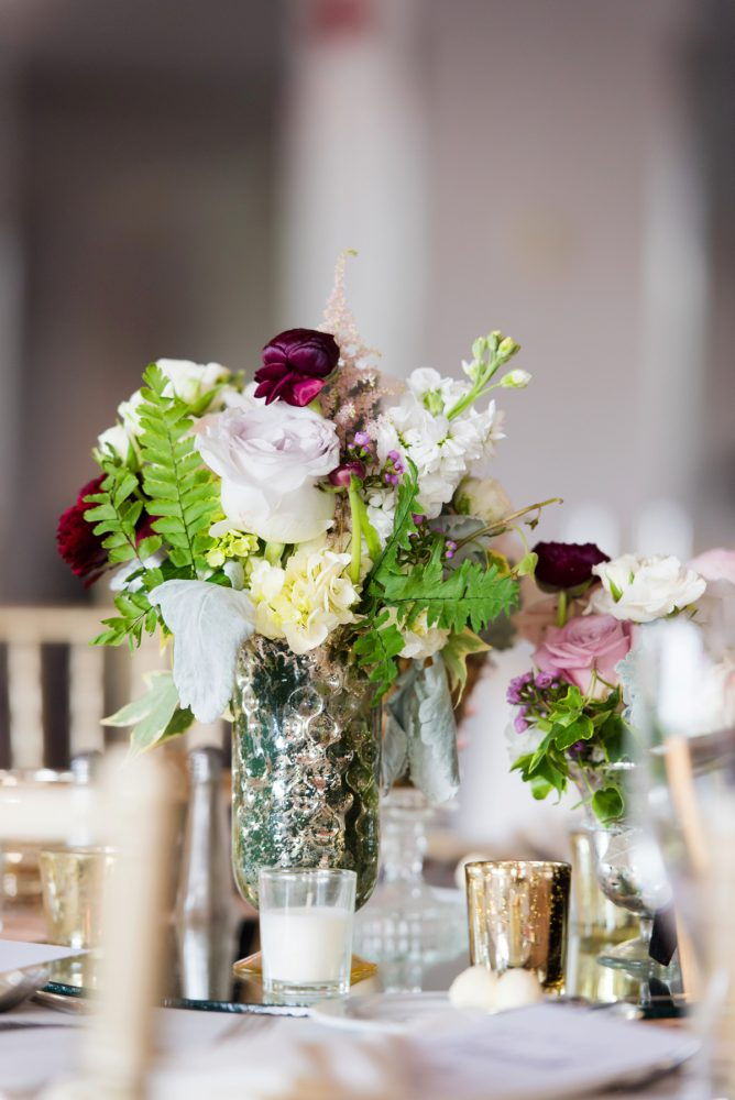 Pink and White Wedding Flowers: Soft Romantic Wedding at the Renaissance from Leeann Marie, Wedding Photographers featured on Burgh Brides