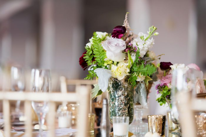 White and Pink Wedding Flowers: Soft Romantic Wedding at the Renaissance from Leeann Marie, Wedding Photographers featured on Burgh Brides