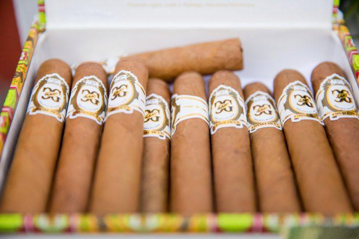 Cigar Bar at Wedding: Versatile Vintage Inspired Wedding Styled Shoot featured on Burgh Brides