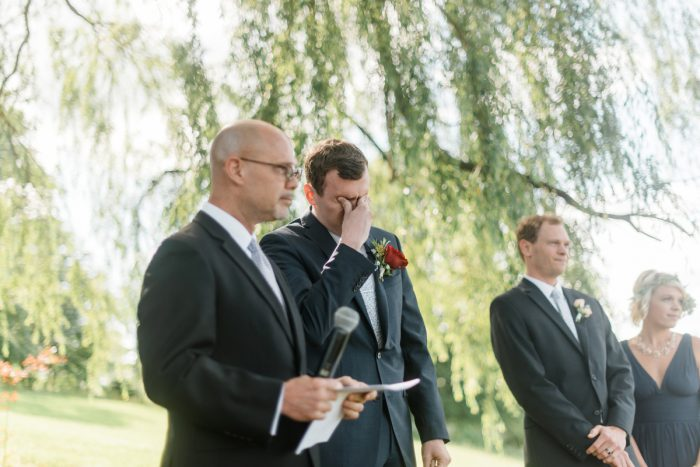 Vibrant Whimsical Wedding at Rustic Acres Farm from Dawn Derbyshire Photography featured on Burgh Brides