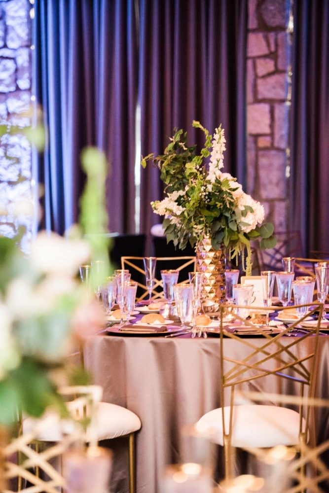 Glamorous Wedding Style: Glamorous Doubletree Pittsburgh Airport Wedding from Kathryn Hyslop Photography featured on Burgh Brides