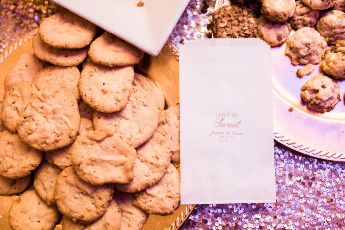 Wedding Favor Ideas: Glamorous Doubletree Pittsburgh Airport Wedding from Kathryn Hyslop Photography featured on Burgh Brides