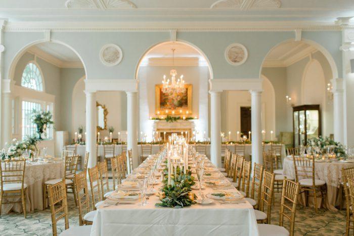 Gold Wedding Details: Stunning & Enchanting Wedding at Fox Chapel Golf Club from Dawn Derbyshire Photography featured on Burgh Brides