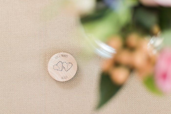 Unique Wedding Ideas: Sweet & Charming Wedding at the Pittsburgh Botanic Garden from Madeline Jane Photography and Olive & Rose Events featured on Burgh Brides