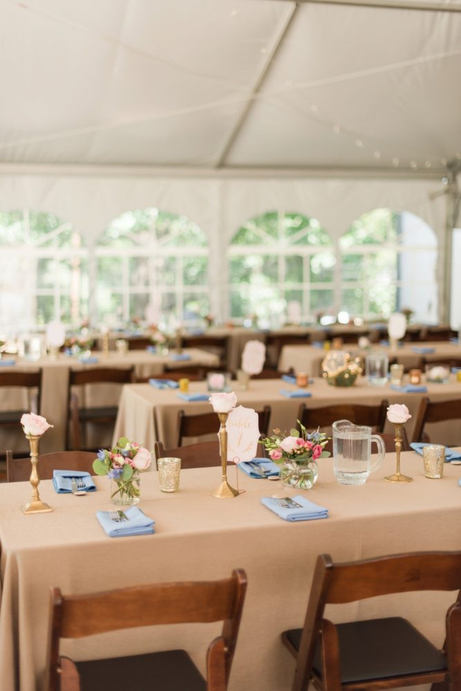 Garden Wedding Ideas: Sweet & Charming Wedding at the Pittsburgh Botanic Garden from Madeline Jane Photography and Olive & Rose Events featured on Burgh Brides