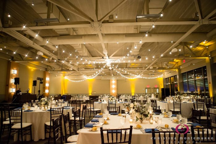 EF Lighting: 6 Ways They Can Totally Transform Your Wedding Space from Burgh Brides