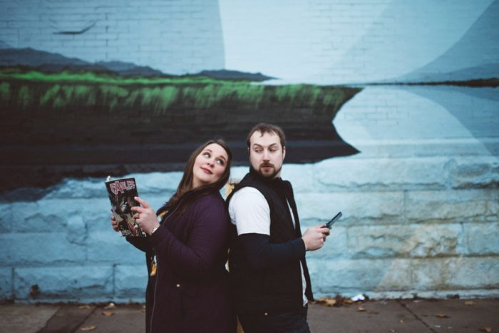 Engagement Photo Ideas: Pittsburgh Engagement Sessions: The Best of 2017