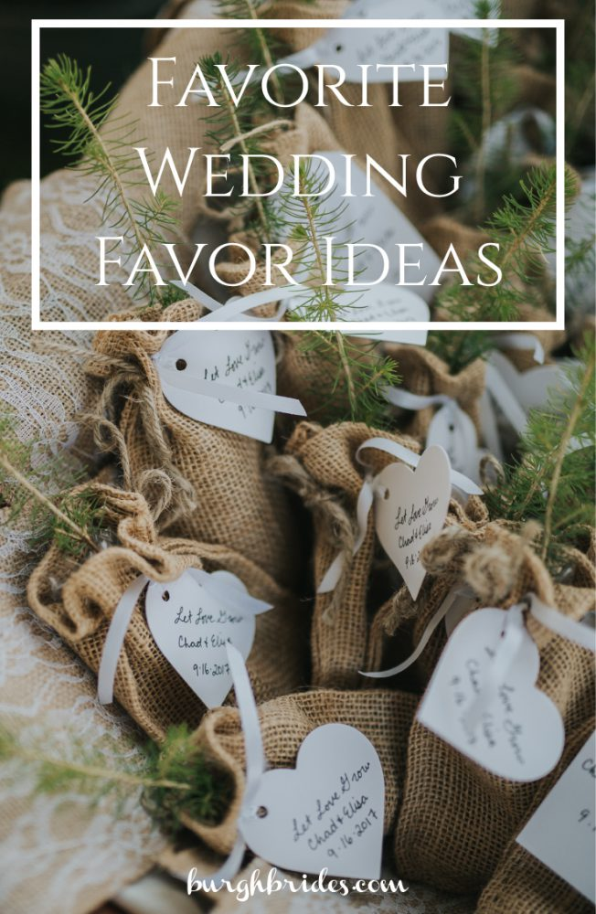 wedding ideas for 10 guests favorite wedding favor ideas unique ways to thank your 28104