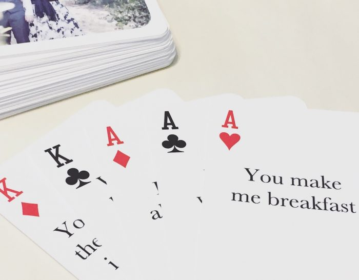 52 Reasons Why I Love You Cards: Engagement Gift Ideas from Burgh Brides