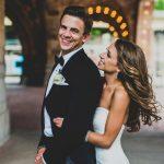 Class Bride and Groom Wedding Day Attire: Modern Chic Wedding from Ryan Zarichnak Photography Featured on Burgh Brides