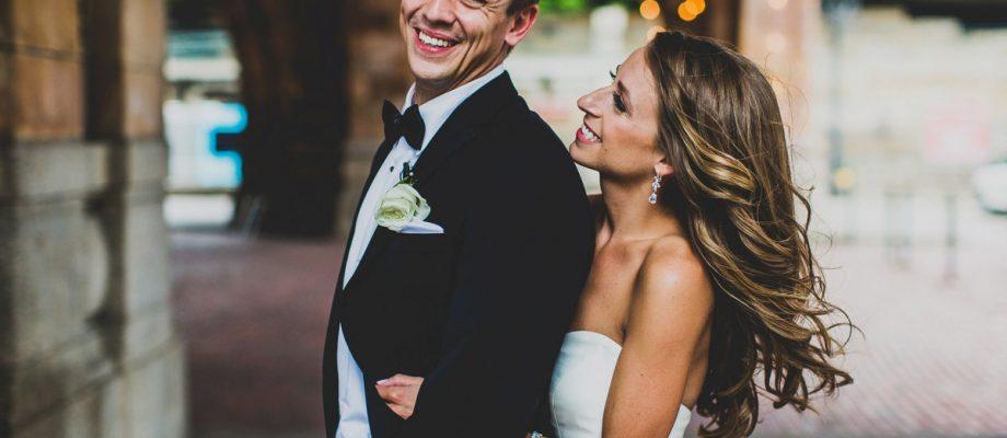 Modern Chic Wedding at the Pennsylvanian: Mallory & Zach