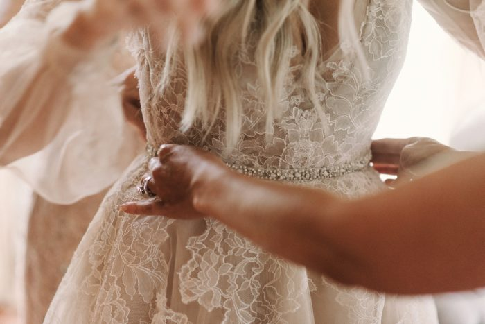 Modern Fairy Tale Inspired Wedding from Whitling Photography featured on Burgh Brides