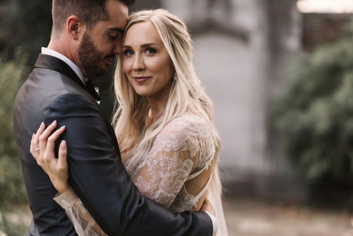 Wedding Hair Down Ideas: Modern Fairy Tale Inspired Wedding from Whitling Photography featured on Burgh Brides