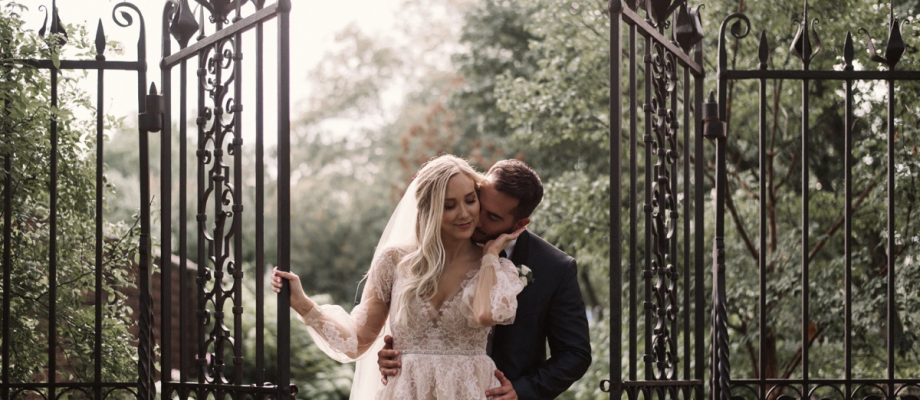 Modern Fairy Tale Inspired Wedding at the Twentieth Century Club: Shelby & Matthew