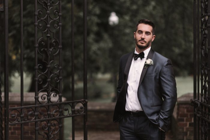 Modern Groom Wedding Day Attire: Modern Fairy Tale Inspired Wedding from Whitling Photography featured on Burgh Brides