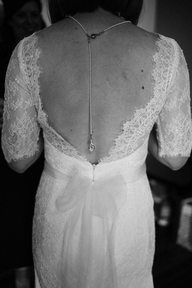 Beaded Wedding Day Bridal Necklace: Wedding Ideas & Details: Best of 2017 from Burgh Brides