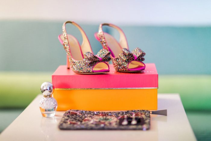 Glitter Kate Spade Wedding Shoes: Wedding Ideas & Details: Best of 2017 from Burgh Brides
