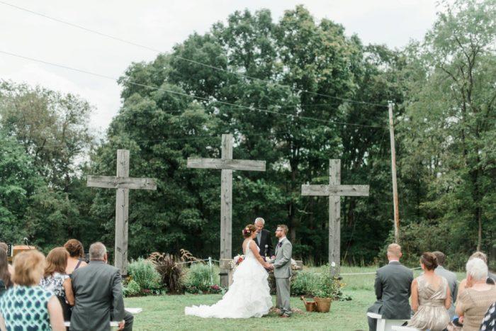 Wedding Ceremony Decor: Wedding Ideas & Details: Best of 2017 from Burgh Brides