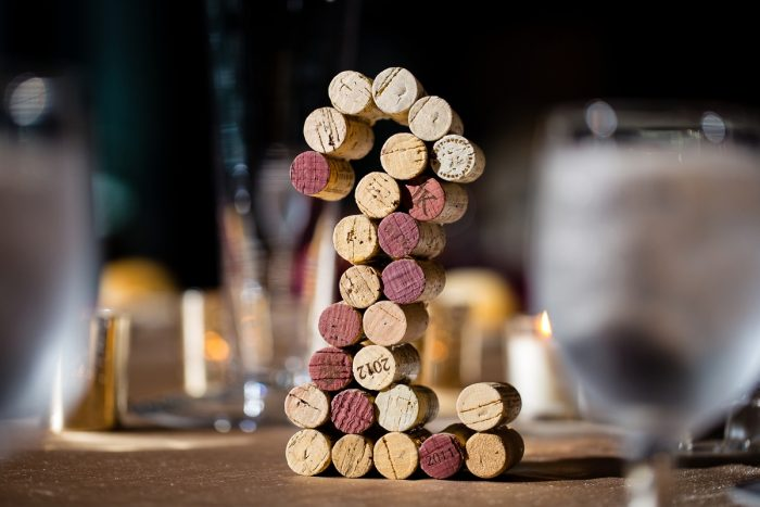 Wedding Day Table Number Ideas Wine Corks: Wedding Ideas & Details: Best of 2017 from Burgh Brides