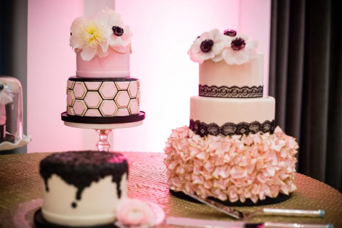 Wedding Day Cake Table: Wedding Ideas & Details: Best of 2017 from Burgh Brides