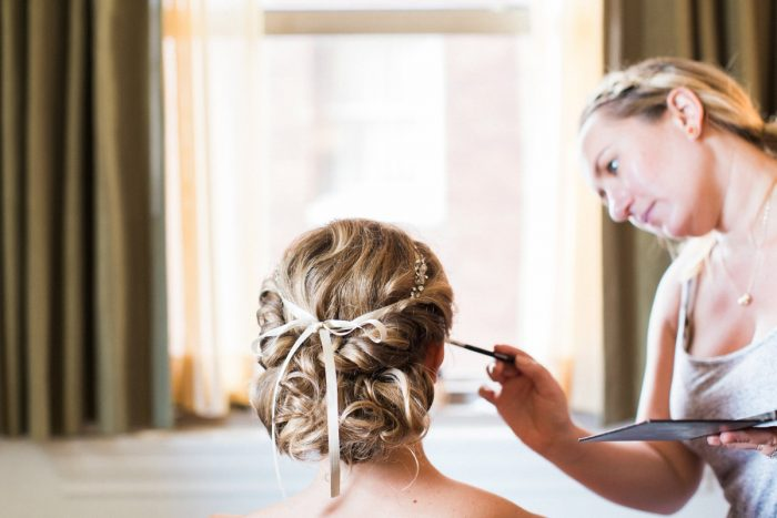 Wedding Day Bride Hair Ideas: Wedding Ideas & Details: Best of 2017 from Burgh Brides