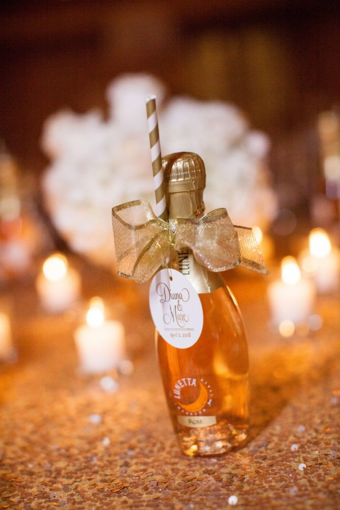 Wedding Favor Ideas Mini Champagne Bottles: Wedding Ideas & Details: Best of 2017 from Burgh Brides