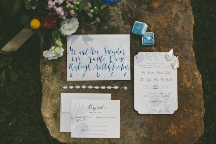 Watercolor Wedding Invitations: Wedding Ideas & Details: Best of 2017 from Burgh Brides