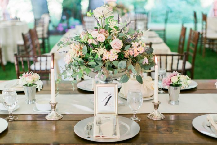 Wedding Flowers: Best of 2017 from Burgh Brides