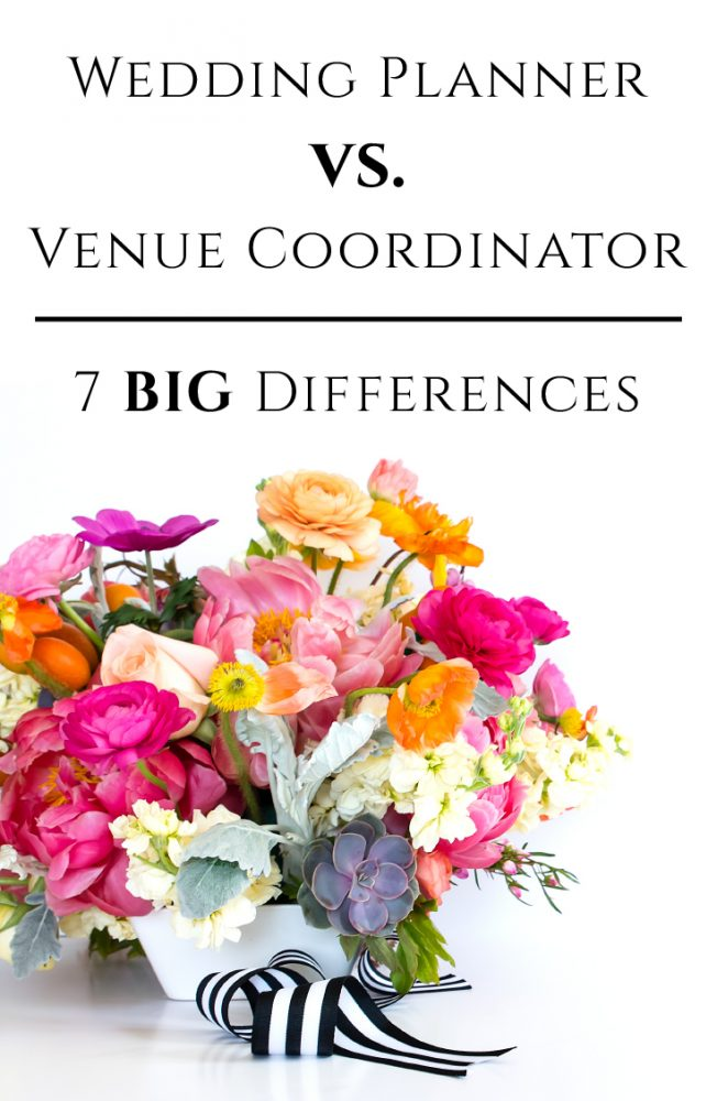 Wedding Planner vs. Venue Coordinator: 7 Big Differences from Burgh Brides