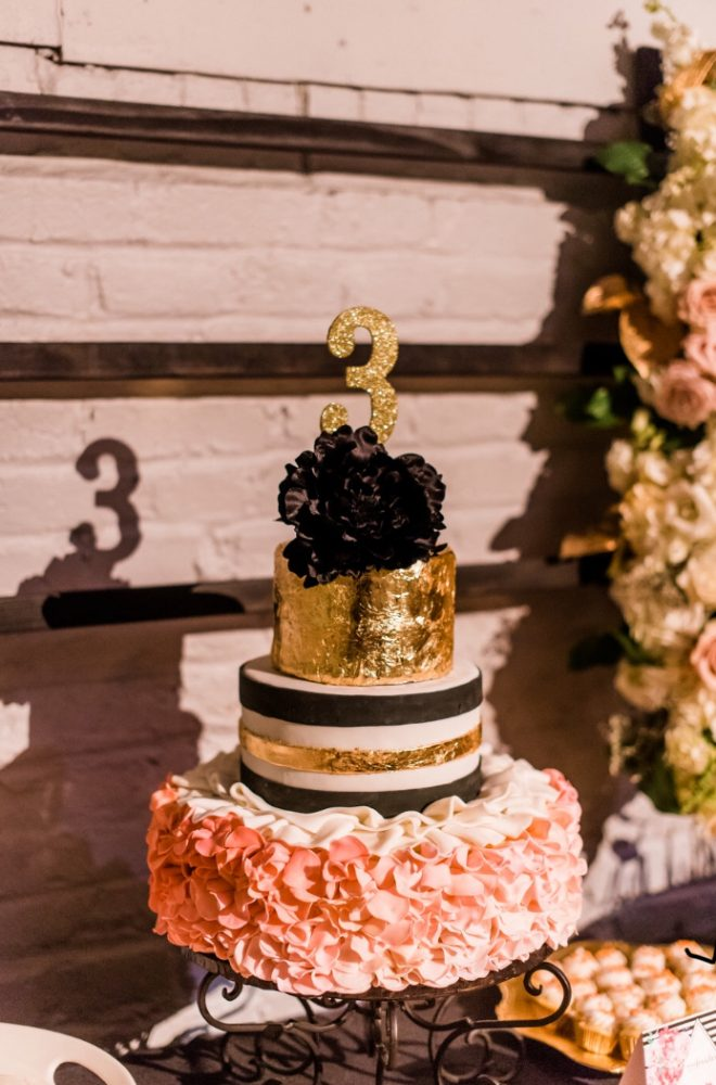 Nizhoni Bakery - Pittsburgh Wedding Cake Baker & Dessert Maker & Burgh Brides Vendor Guide Member
