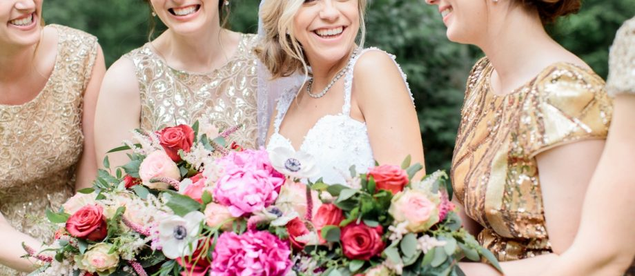 Bright Vintage Inspired Wedding at the Grand Estate at Hidden Acres: Shannon & Ryan